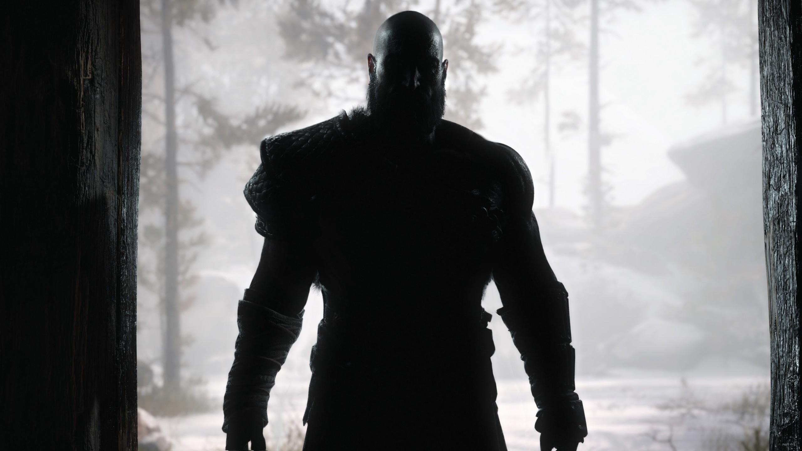 Kratos God Of War 4K Wallpapers HD Wallpapers ID 22815