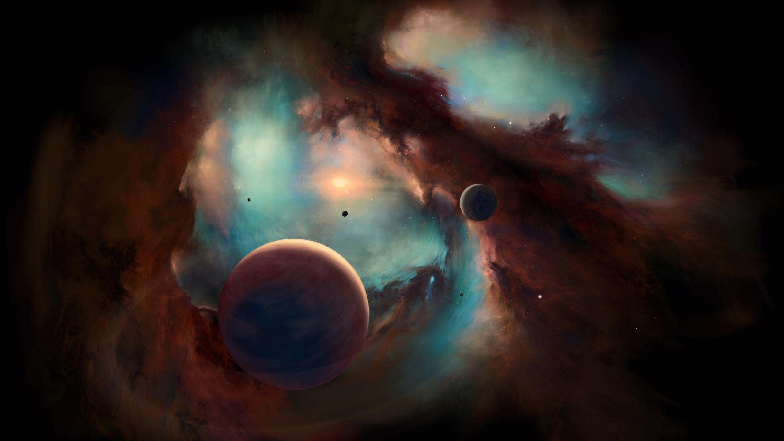 Nebula Artwork 4K Wallpapers HD Wallpapers ID 20403