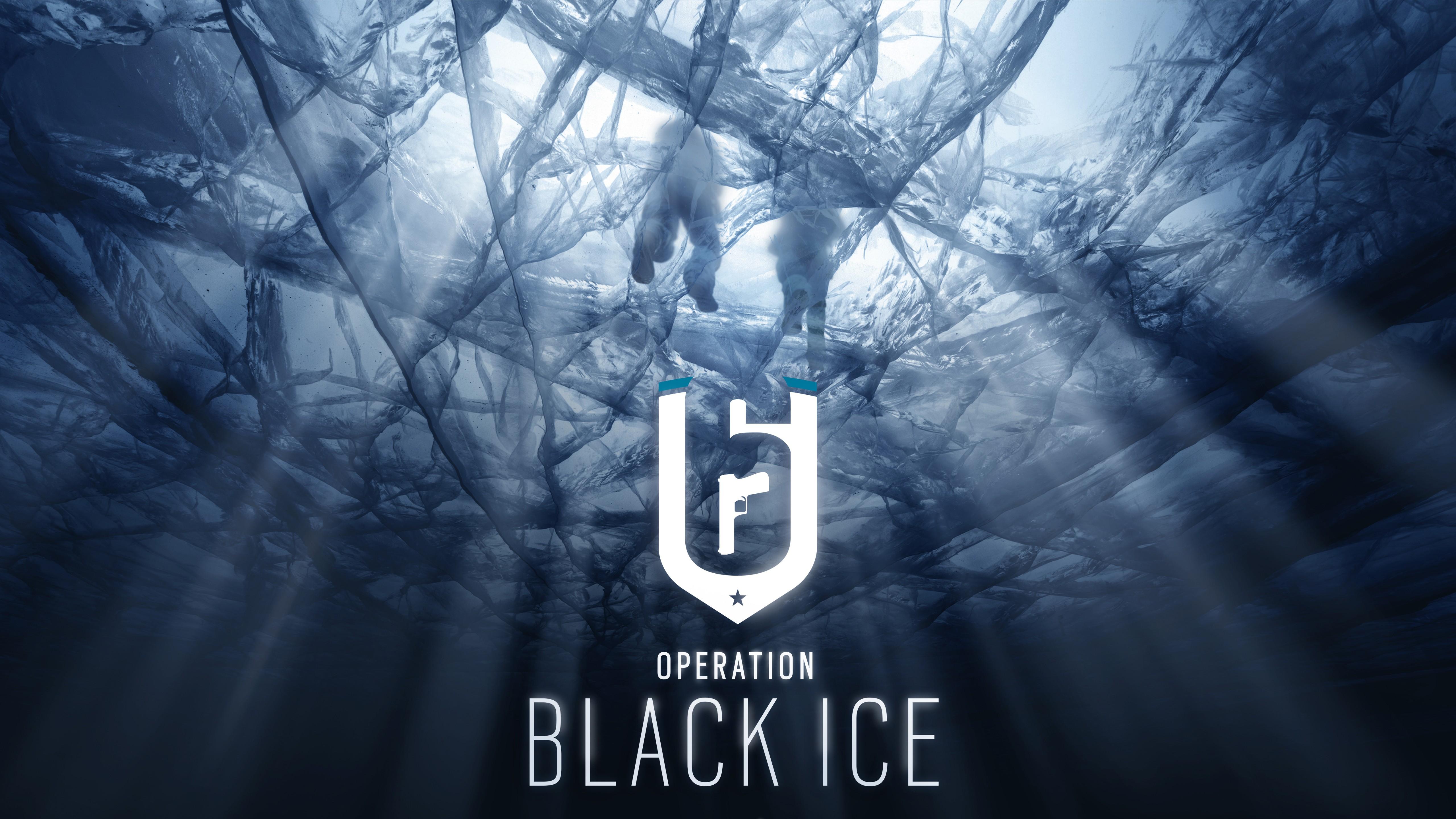 Rainbow Six Siege Operation Black Ice 4K 8K Wallpapers