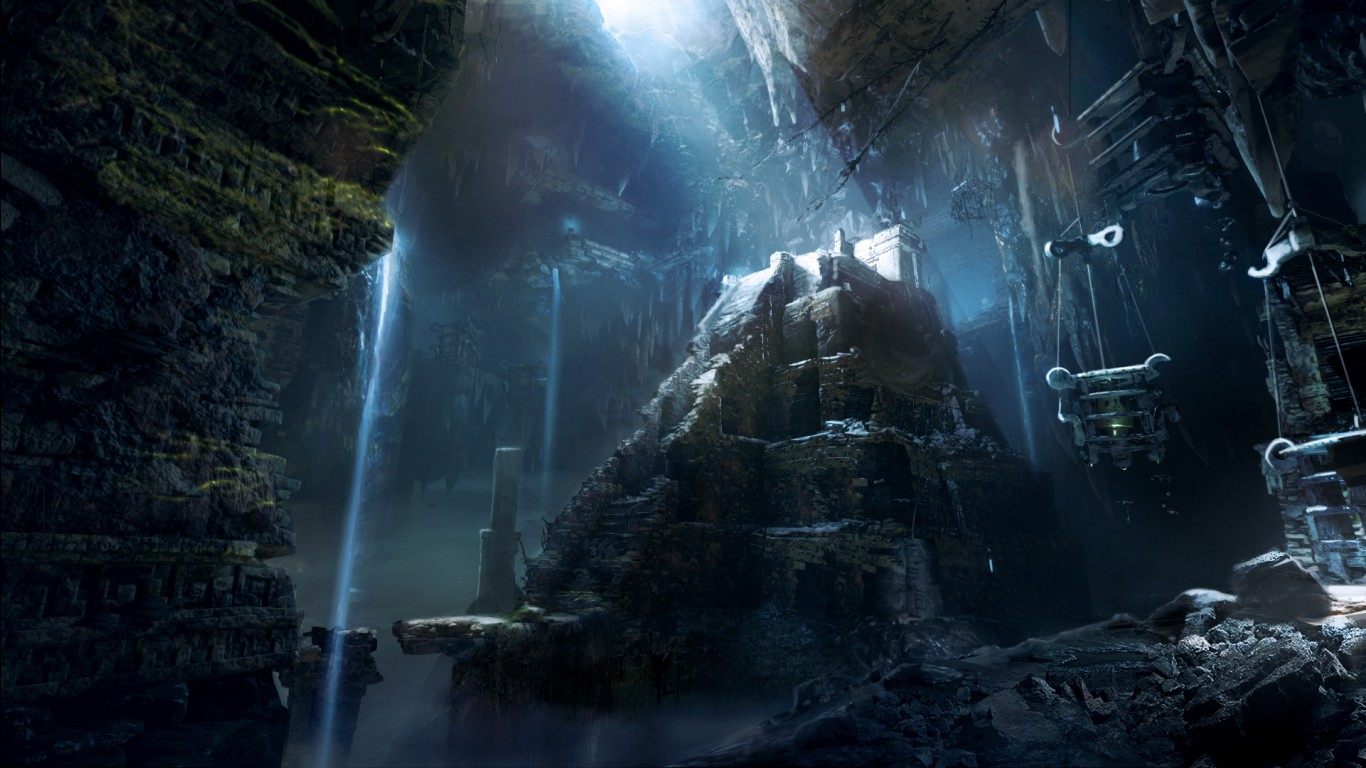 Shadow Of The Tomb Raider Concept Art Wallpapers HD