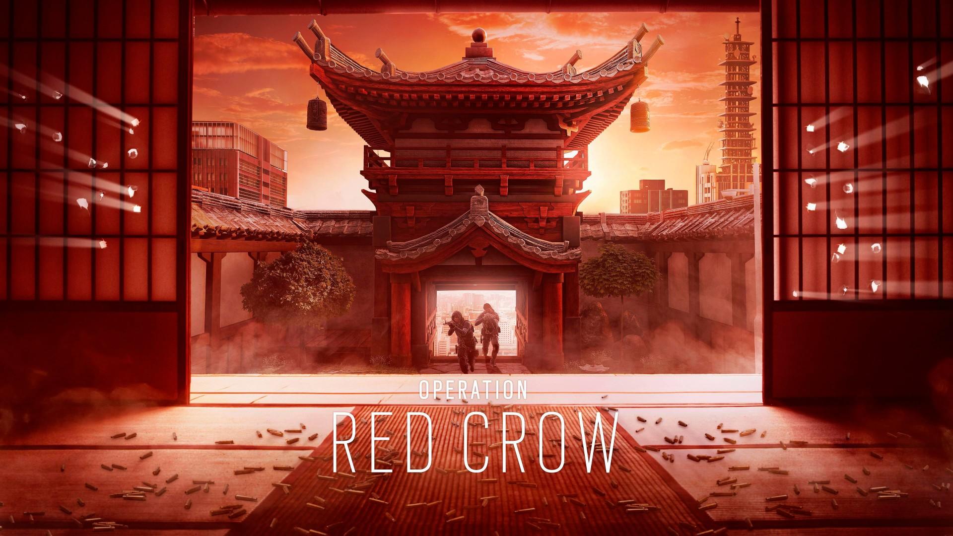Tom Clancys Rainbow Six Siege Operation Red Crow