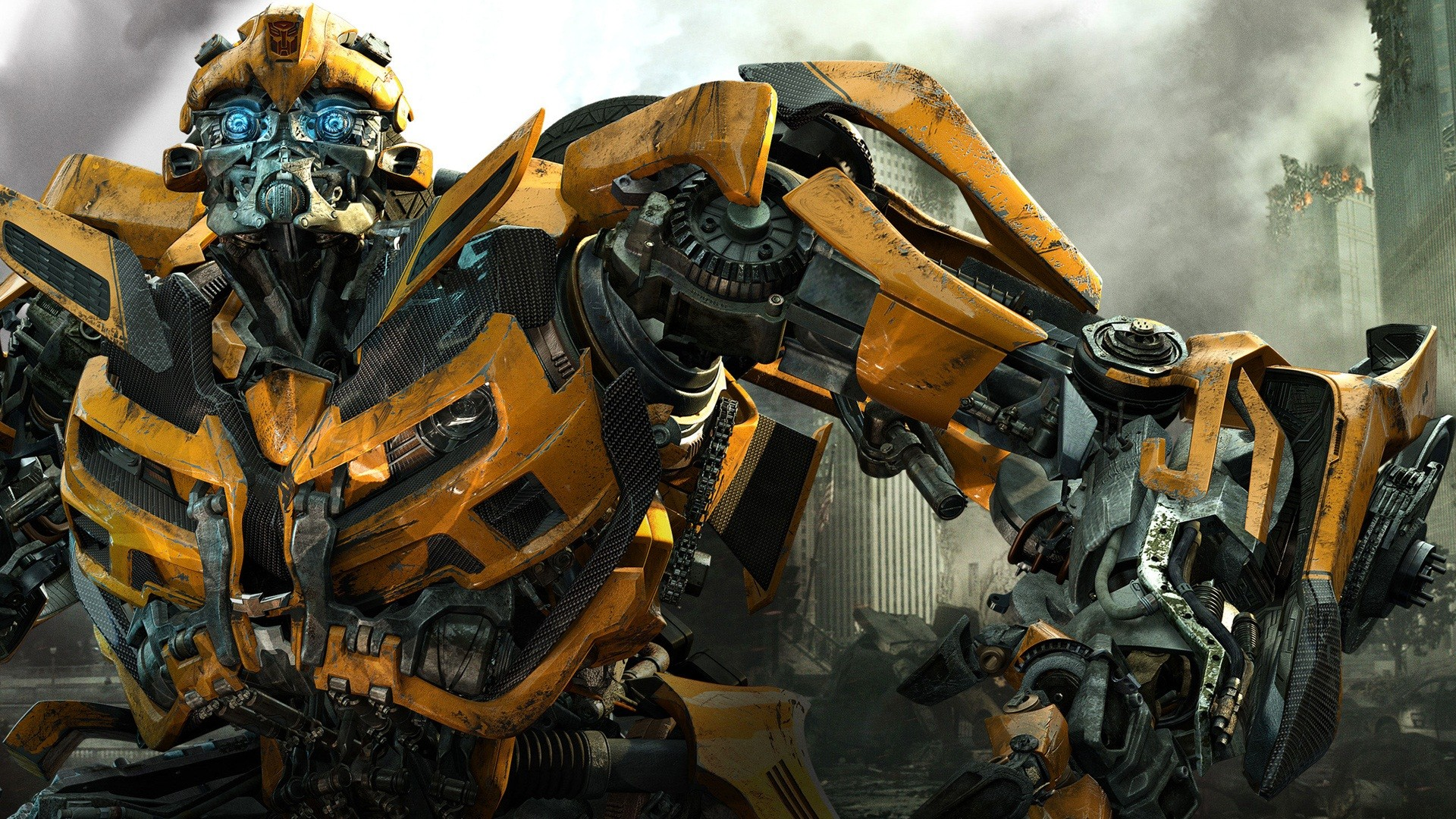 Transformers 3 Bumblebee Wallpapers HD Wallpapers ID 9585