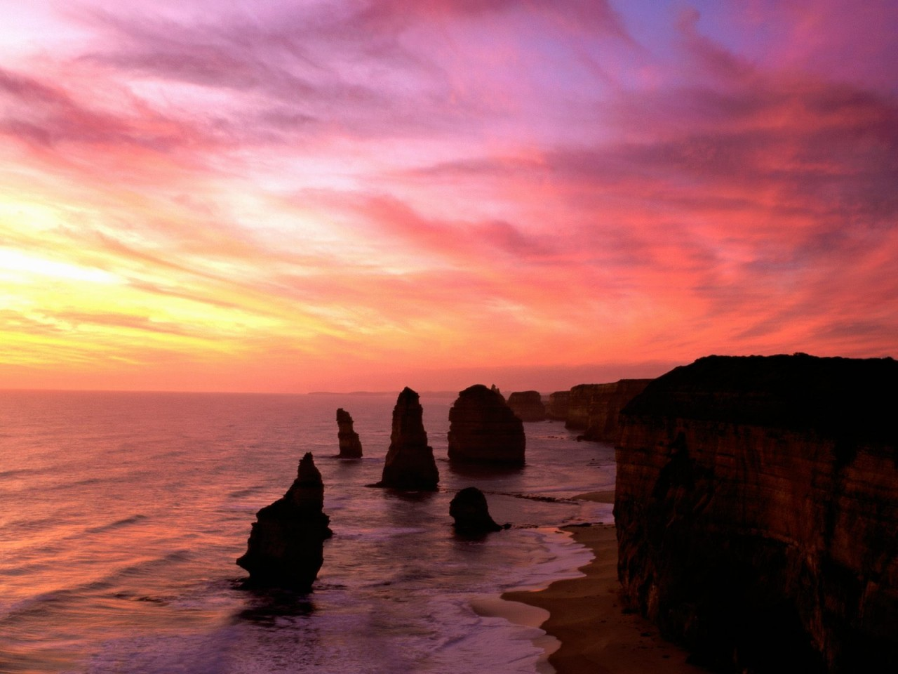 Twelve Apostles Australia Wallpapers Hd Wallpapers Id