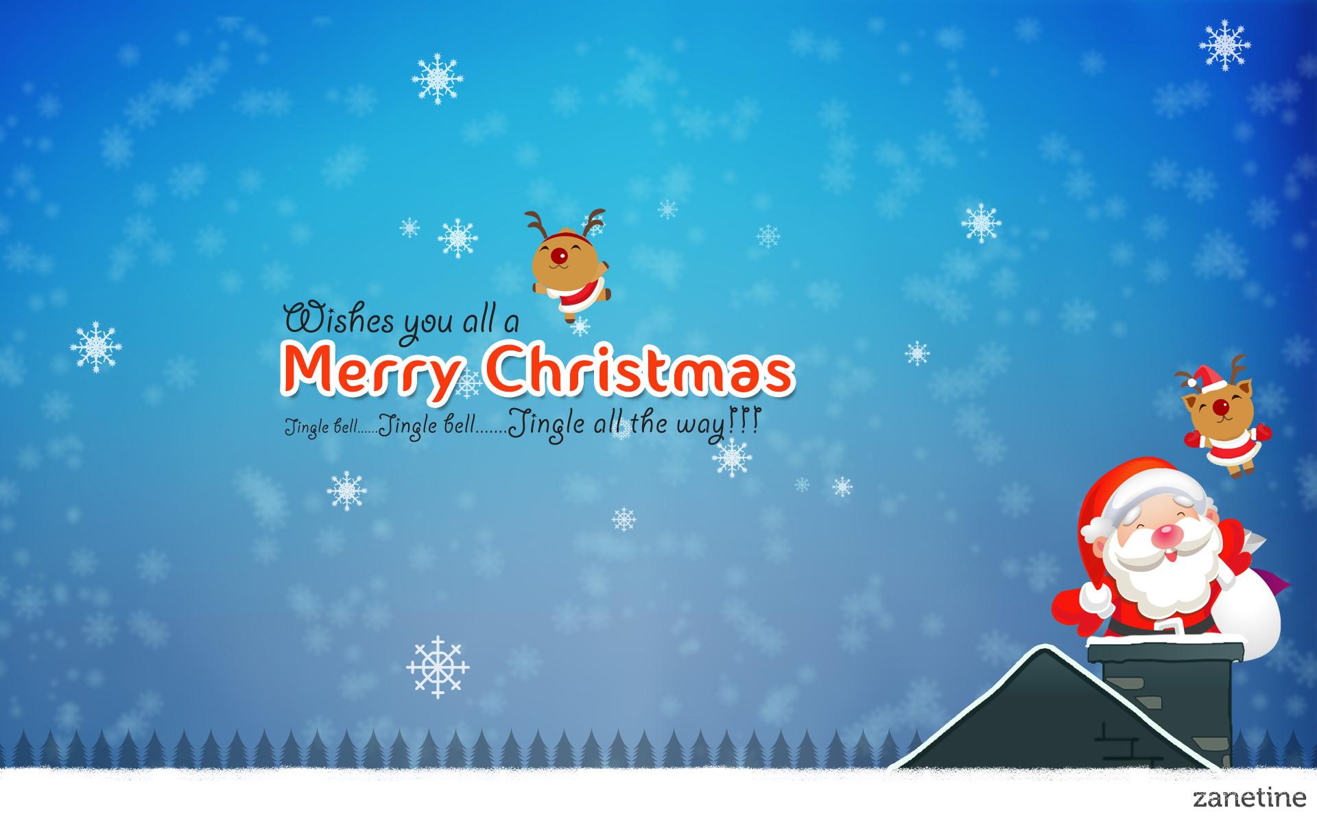 merry christmas jingle bells wallpapers   hd wallpapers