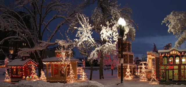 Christmas Village HD Wallpapers Pulse