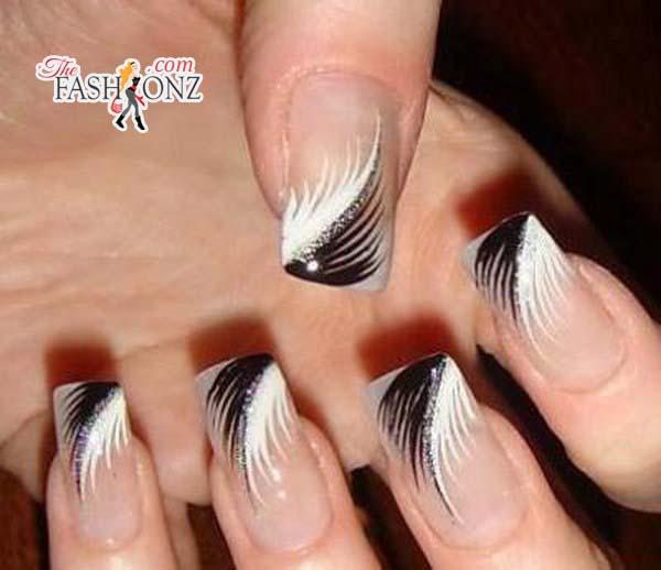 Latest Nail Art Designs Pics Ideas
