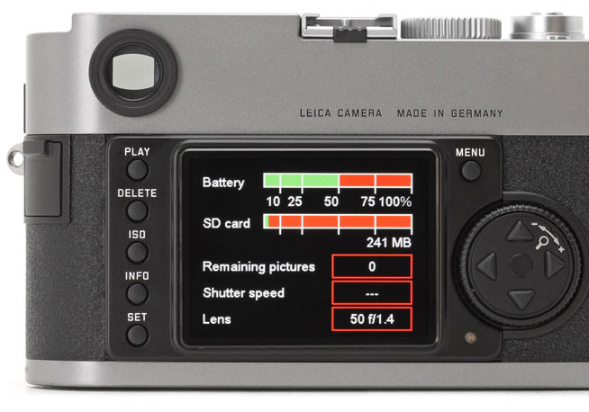 Leica-back