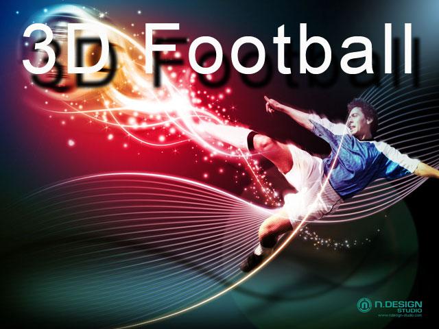 3d-Football