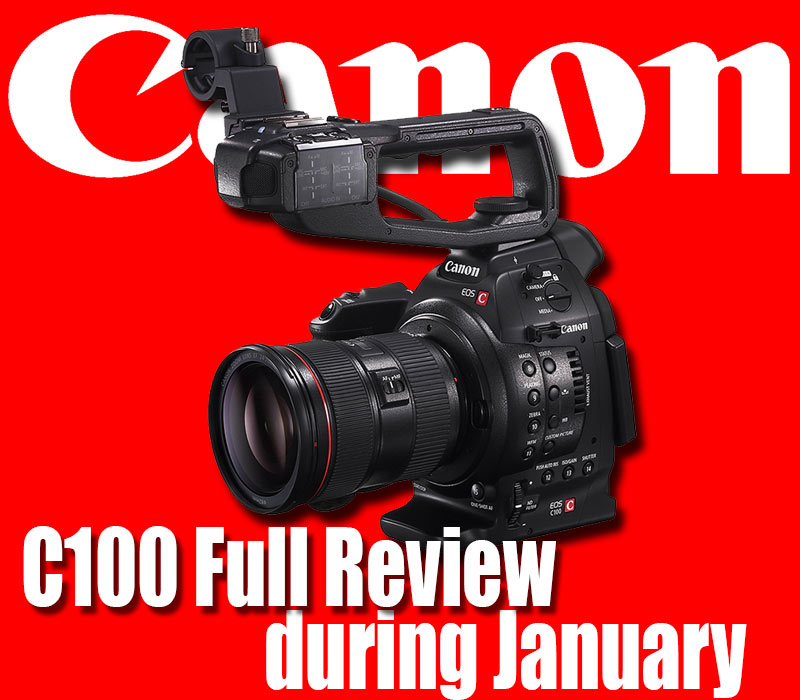 HD Warrior » Blog Archiv » Canon C100 Full Review this January