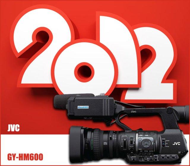 JVC-GY-HM600
