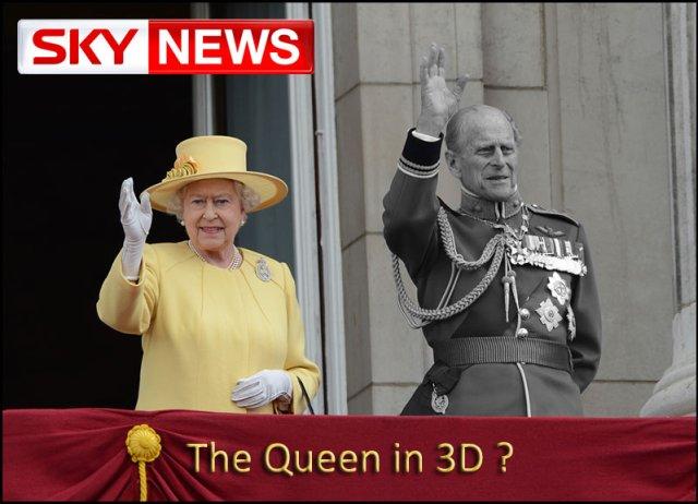 Queen-in-3D