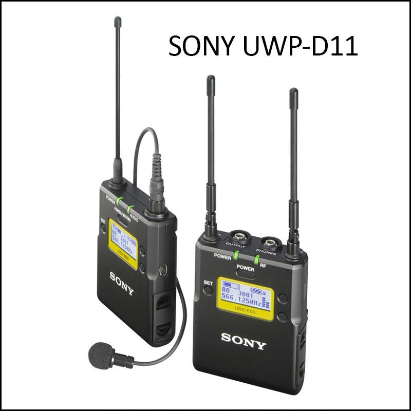 Sony-UWP-D11