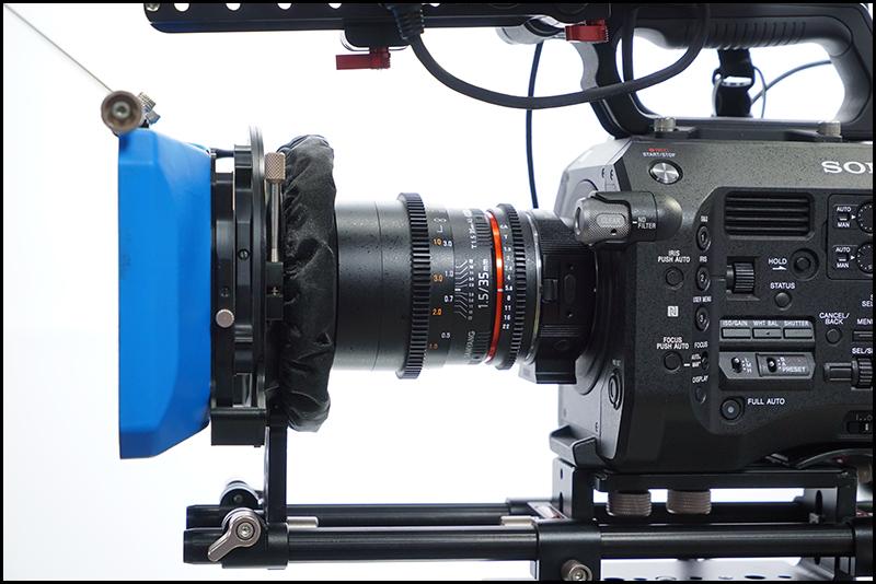 Sanyang lens
