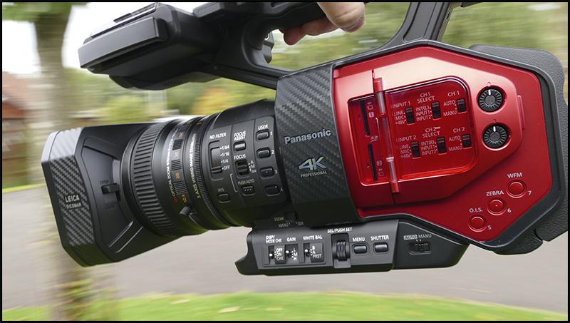 Camera DVX200