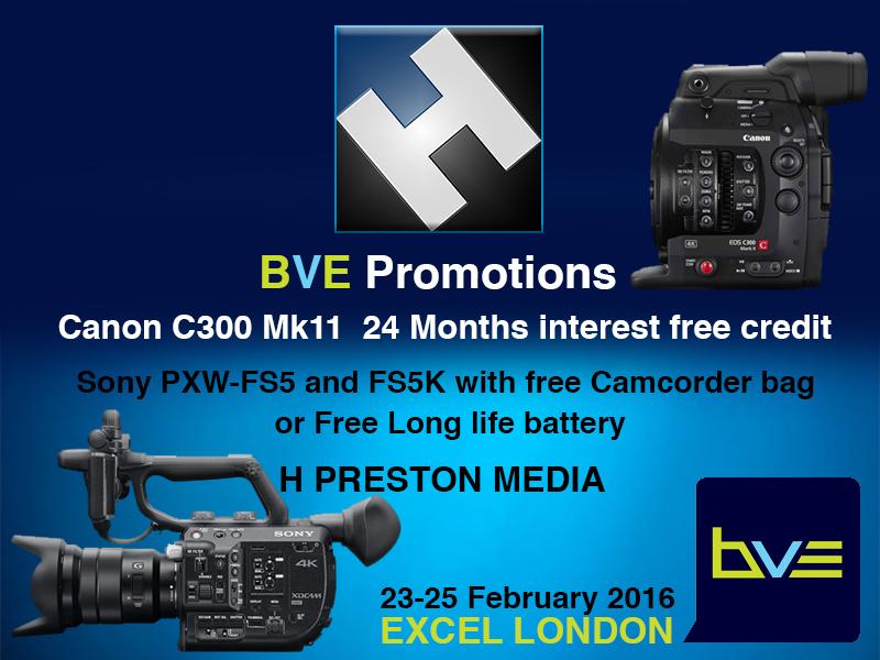 HD Warrior » Blog Archiv » H Preston Media's BVE Promotions