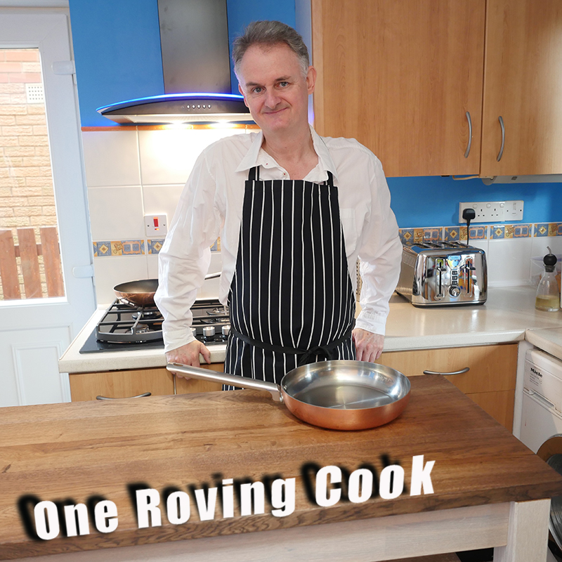 One Roving Cook v2