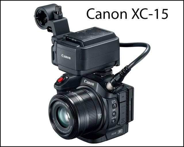 Canon XC-15