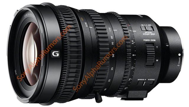 Sony-E-mount-18-110mm-G-lens