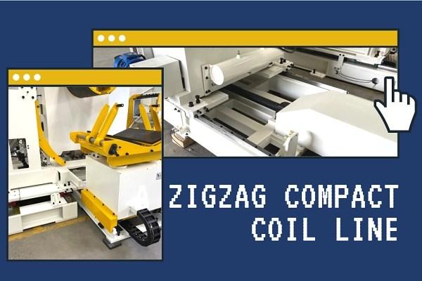 ZIGZAG COIL LINE