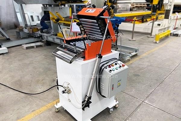 coil straightener HE-MACHINE