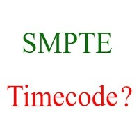 Timecode ? What Is SMPTE Time Code ? Working Of Time Code ?