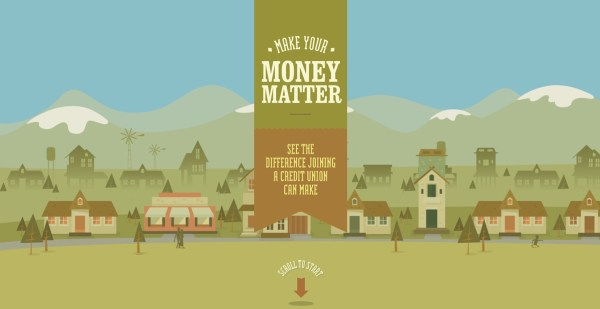 Make Your Money matter website header
