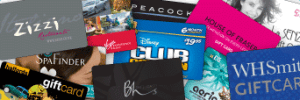 Gift cards Tesco bonus points ending