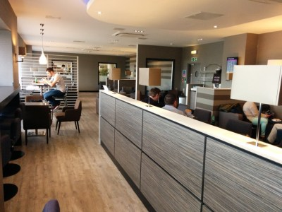 Aspire lounge Edinburgh 2 review