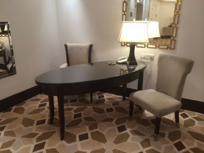 St Regis Doha butler desk
