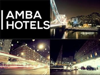 Amba Hotels American Express cashback offer