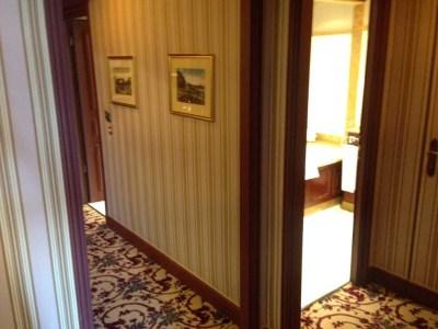 InterContinental Bordeaux - Le Grand Hotel review bedroom