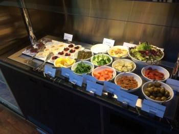 Concorde Bar Dubai food