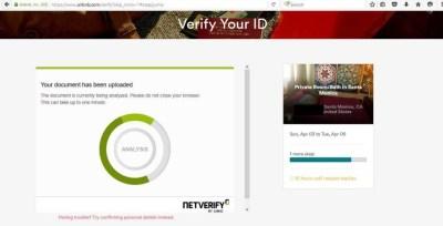 verify ID