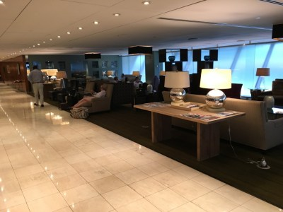 Review British Airways Concorde Room New York JFK Terminal 7