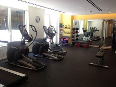 innside melia new york gym