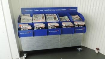BA newspapers