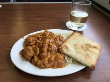 Virgin Trains East Coast new menu food