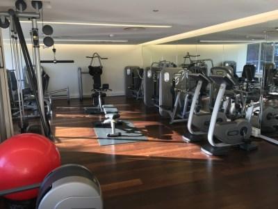 InterContinental Geneva review gym