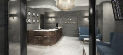 Club Aspire lounge Heathrow Terminal 3