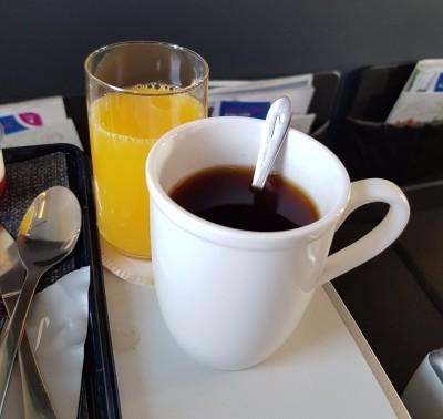 Club Europe breakfast 2