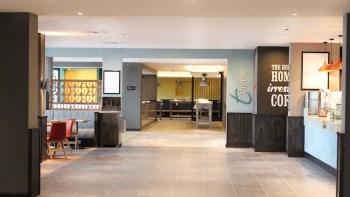 Premier Inn Heathrow Terminal 4 interior