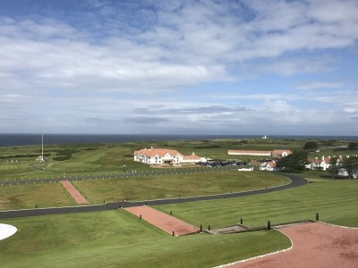 Trump Turnberry SPG Suite Nick Price View Golf course