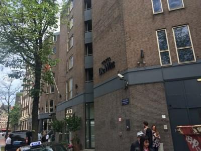 Kimpton De Witt Amsterdam review exterior
