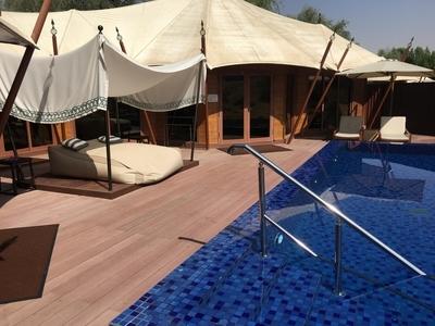 Ritz Carlton Al Wadi Desert, Ras Al Khaimah, review