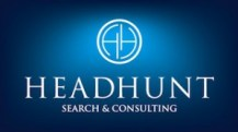 Headhunt Logo med Undertittel