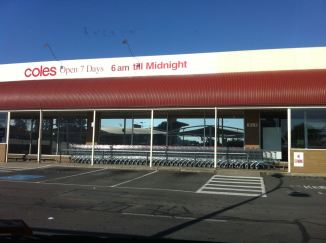 Coles Supermarket Wangaratta