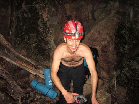 David at Crystal Brook