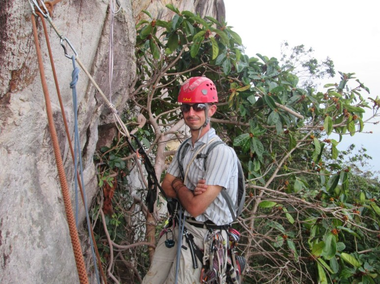 David back to to the tree pitch 1 of Damai Sentosa