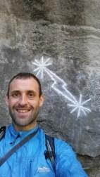 Stephane Coupleux Midnight Lightnening Camp 4