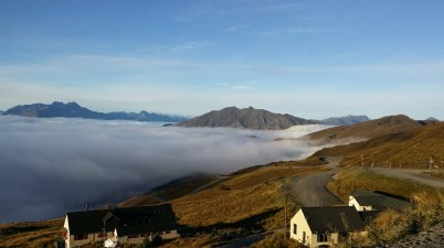 Early Morning at Coronet Peak 2